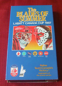 The blades of summer 1987 on VHS