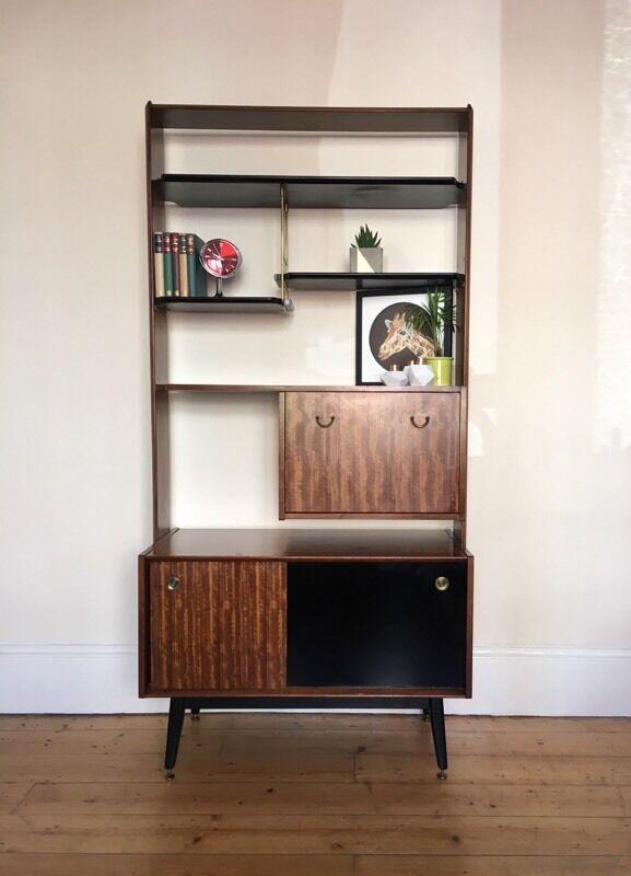 G Plan Librenza Room Divider Sideboard Mid Century Vintage