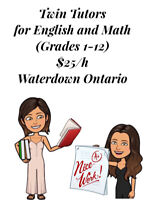 AFFORDABLE TUTORING FOR ENGLISH AND MATH GRADES 1-12