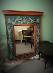 MIRRORS: MAHOGANY FRAME & PIER PAINTED FRAME West Island Greater Montréal image 9