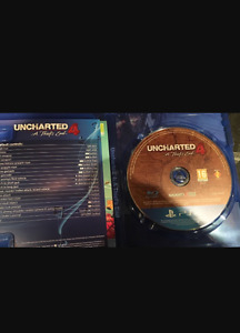 Uncharted 4 swap for Battelfiled 1