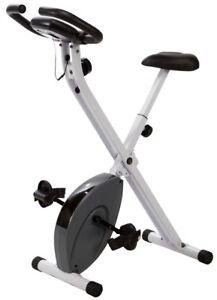 Marcy Foldable Exercise Bike, New