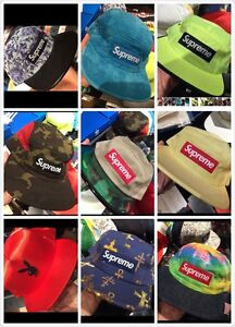 Supreme Cap Collection On Sale