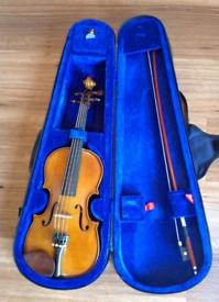 Stentor children's violin 1/2 size
