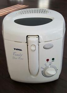 T-fal deep fryer