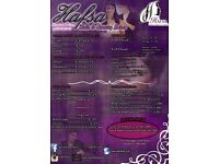 Hafsa Hair And Beauty Salon And Mobile Hairdresser Arabic Make Up Artist,Moroccan Bride Dresses