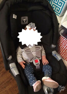 EXPIRED INFANT CAR SEAT