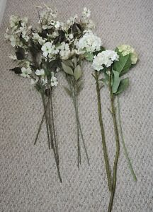Artificial Flowers in Excellent Condition