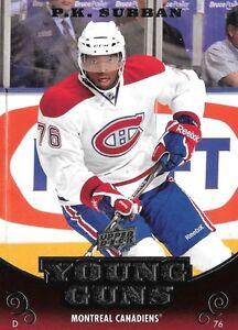 NHL Hockey Cards - Upper Deck, Tim Hortons, Autographs, Jerseys Regina Regina Area image 3