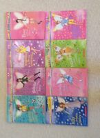 8 assorted rainbow magic fairy books
