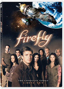 Firefly The Complete Series!!!