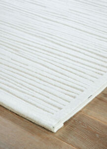 Brand New Large White Rug for Sale