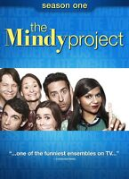 The Mindy Project; Seasons 1&2 DVD (brand new, not opened)
