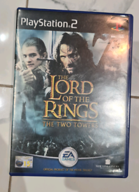 Playstation 2 / PS2 - Lord of the Rings The two towers