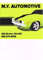 M.Y. Automotive Burton