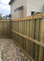We Build Fences,Decks and do Fence Post Installs for the DIYErs
