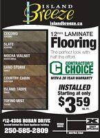 12 mm Laminate Flooring