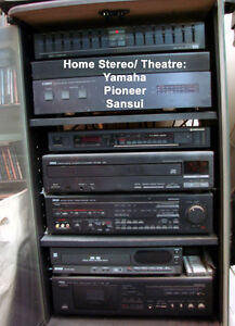 Home Stereo Components- Amps, Tuners, Cassette Decks, Monitors North Shore Greater Vancouver Area image 3