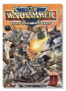Warhammer Fantasy Battle 1987 3rd edition GW Book