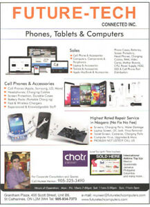 CLEARANCE SALE AT FUTURE TECH COMPUTERS & CELL PHONES