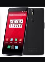 OnePlus One 64GB Black -  UNLOCKED $380 - Android