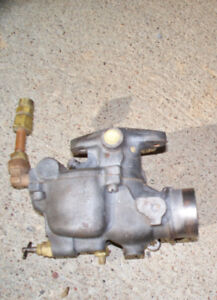 Case SC Carburetor