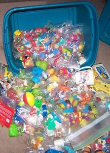500 MACDONALDS COLLECTIBLES SEALED 1980's-1990's NEW PRICE