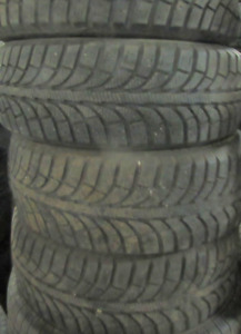 P205/60/16 tires ===75-90%===4 of them GTRadial Champiro Ice Pro
