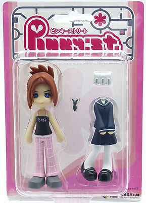 Pinky:st Street Series 4 PK010A Pop Vinyl Toy Figure Doll Cute Girl Anime Japan