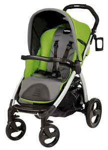 Peg Perego Book Stroller - Mentha used for 1 year only!