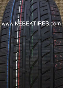 WINTER TIRES PNEUS HIVER 215/55R17 225/45R17 225/60R17 235/65R17