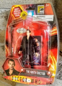 2008 SDCC EXCLUSIVE DOCTOR WHO NINTH DOCTOR FIGURE - MOC