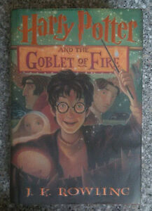Harry Potter and the Goblet of Fire. 1st/1st 2000
