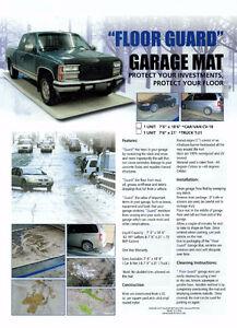 Garage Car Mat Cheapest in SK! Regina Regina Area image 1