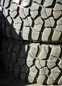 2 BfGoodrich Mud-Terrain T/A KM2 35X12.50R18 - 70%