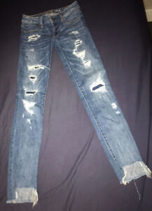 selling American eagle jeans!