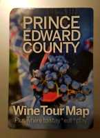 Wine tour driver for self guided PEC tours
