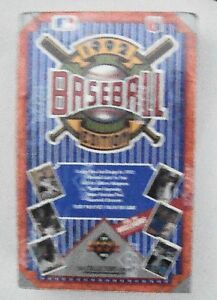 1992 Upper Deck Baseball - Unopened Box