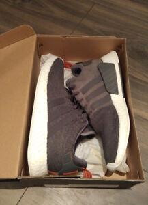 Adidas Boost NMD - Grey (Size 12)