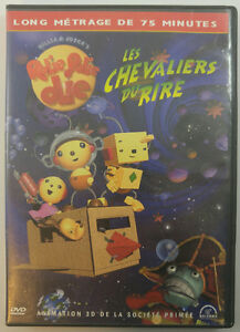 Film DVD animation 3D, Rolie Polie Olie, Usagé