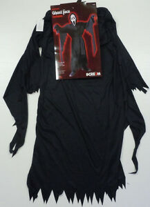Costume Scream pour party NEUF - Ghost face - taille XL