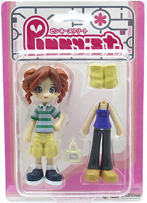 Pinky:st Street Series 4 PK012A Pop Vinyl Toy Figure Doll Cute Girl Anime Japan