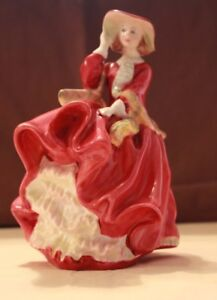 Royal Doulton Figurines made in England