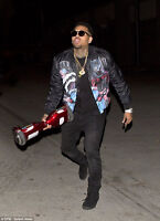 Want to be like your favourite Celebrity? IO Hawk Segway