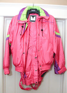 It's the right time to PINK a Snow Suit:-) Jacket and Pants
