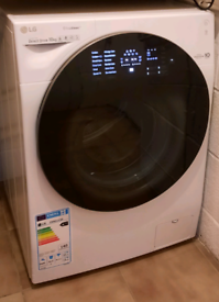 LG 10kg Direct Drive Washing Machine