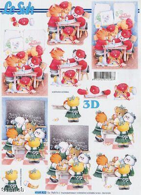 3D-Etappen-Bogen-Erster Schultag/Kindergarten-4169822