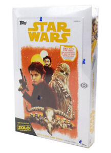 Topps Solo A Star Wars Story Trading Cards Now Available