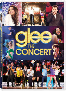 Glee The Concert (DVD)