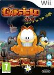 The Garfield Show Threat of the Space Lasanga (wii Nieuw)
